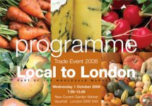 Local to London trade event 2008