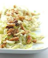 Walnut & celery salad